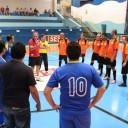 O Juiz apitou e o X campeonato de Futsal do SINDECTEB já começou!