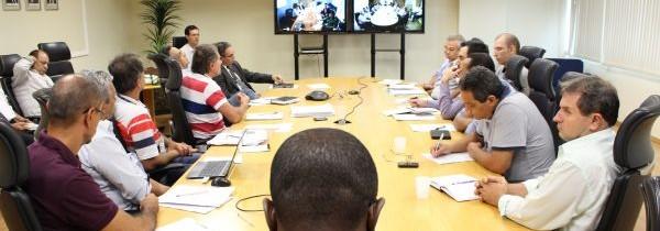 SINDECTEB se reúne com Diretoria da ECT em Mesa Regional de Negociação Permanente