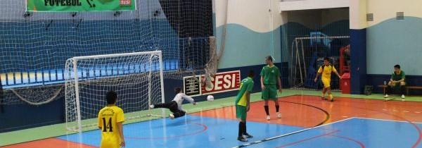 Quartas de Final do Campeonato SINDECTEB de Futsal promete muita tensão