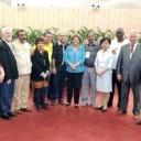 Presidente Dilma defende a participação de lideres sindicais nas reuniões do BRICS