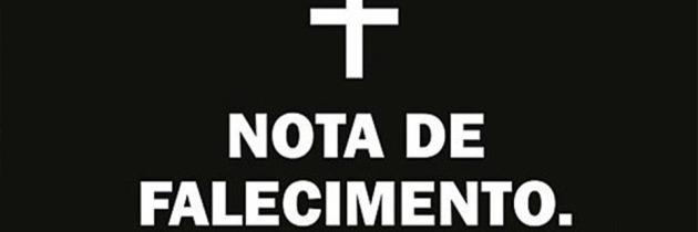LUTO: Nota de Falecimento do Companheiro Ângelo Rosivaldo Herrera, ex-Diretor do SINDECTEB
