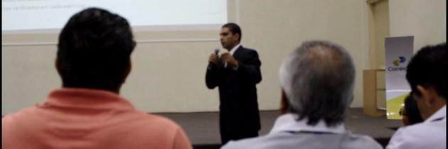 POSTALIS – Marcos Vinicius (advogado SINDECTEB) explicando o rombo no plano BD