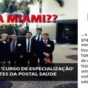 Trabalhadores bancam 'curso de especialização' em Miami para representantes da Postal Saúde