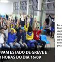 Trabalhadores aprovam Estado de Greve e Greve a partir da 0 hora do dia 16 de setembro