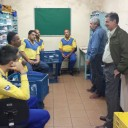 SINDECTEB discute com Trabalhadores da AC Rancharia a Entrega Matutina