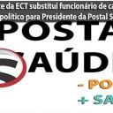 Incoerência: Presidente da ECT substitui funcionário de carreira por indicado político para Presidente da Postal Saúde