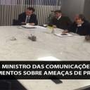 EM REUNIÃO COM MINISTRO DAS COMUNICAÇÕES, FINDECT COBRA RESGATE DOS CORREIOS
