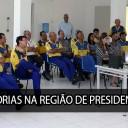 Trabalhadores de Presidente Prudente na Luta pela Campanha Salarial!