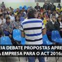Assembleia lotada discute andamento das Negociações Coletivas