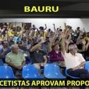 Trabalhadores Ecetistas aprovam proposta dos Correios