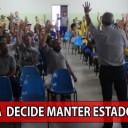 Trabalhadores aprovam, em assembleia, manutenção do Estado de Greve – Em luta unificada pela manutenção da Assistência Médica