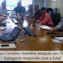 Presidente dos Correios mantém ataques aos Trabalhadores – Categoria responde com a luta!