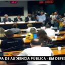 """Em audiência pública, FINDECT se posiciona contra ameaças de privatização e afirma """"Se mexer em nossos direitos, vai ter greve!"""""""