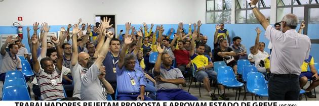Trabalhadores Ecetistas de Bauru e região rejeitam prorrogação de Acordo Coletivo de Trabalho e pedem negociações já!