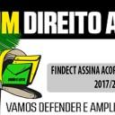 FINDECT ASSINA ACORDO COLETIVO DE TRABALHO 2017/2018