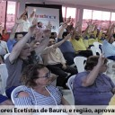 Em assemblleia, Trabalhadores Ecetistas de Bauru, e região, aprovam greve a partir do dia 12 (segunda-feira)