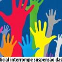 Decisão judicial interrompe suspensão das férias