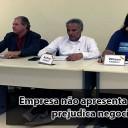 Empresa não apresenta propostas e prejudica negociação