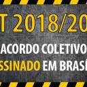 ACORDO COLETIVO É ASSINADO EM BRASÍLIA