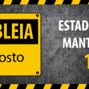 ASSEMBLEIA: ESTADO DE GREVE É MANTIDO ATÉ DIA 14/08