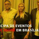 SINDECTEB participa de eventos sobre planos de saúde em Brasília