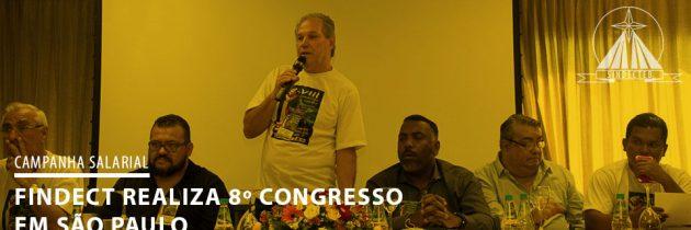 FINDECT realiza 8º Congresso em SP