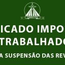 ECT oficializa suspensão das revisões de SD