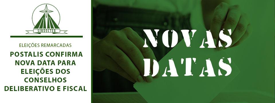 POSTALIS confirma nova data para eleições dos Conselhos Deliberativo e Fiscal