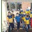 Ecetistas da região também realizam mutirão para doar sangue