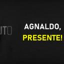 Nota de Pesar – Agnaldo Marcelo – #agnaldopresente!
