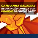 Negociação da Campanha Salarial inicia com imposições da Direção da ECT