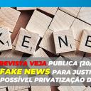 FINDECT na caça dos FakeNews: Estão destruindo os Correios, e não salvando!